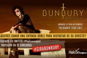 Win two tickets to Bunbury's concert in Barcelona