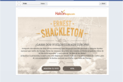 """Photo Contest: """"In the footsteps of Shackleton"""""""