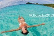 Comienza el 2013 en la playa con Globalia